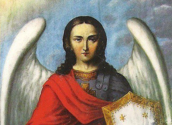 Η προσευχή αυτή, είναι αρχαία. Είναι αχειροποίητος! Εμφανίστηκε στον προθάλαμο της Μονής στο Κρέμλ της Εκκλησίας του Μιχαήλε Αρχιστράτιγε (Αρχιστράτηγου Μιχαήλ).   Σύμφωνα με την ρωσσική παράδοση, ο άνθρωπος που θα διαβάσει αυτήν την προσευχή, από την ημέρα εκείνη, δεν θα τον αγγίζει ούτε διάβολο