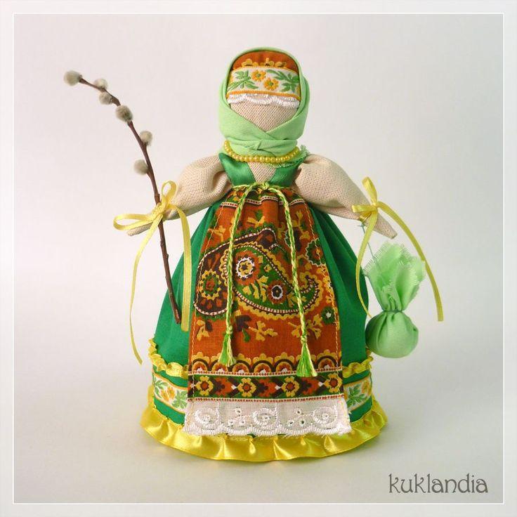 Купить Вербница - кукла, вербница, кукла вербница, вербная кукла, верба, вербное воскресенье