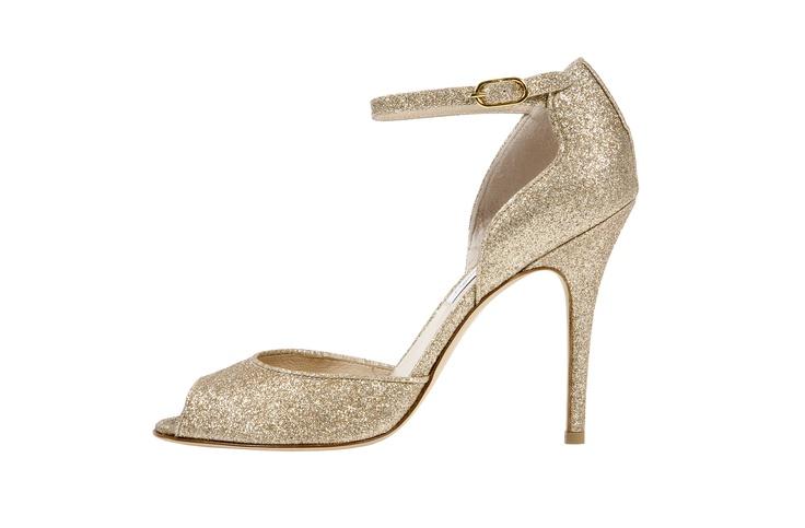 Gwyneth - #MoniqueLhuillier Spring 2014 Bridal Shoe Collection