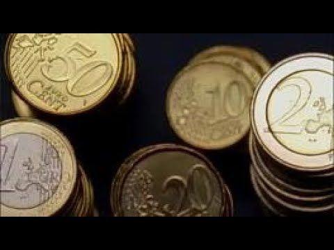 Fünf Euro Münzen