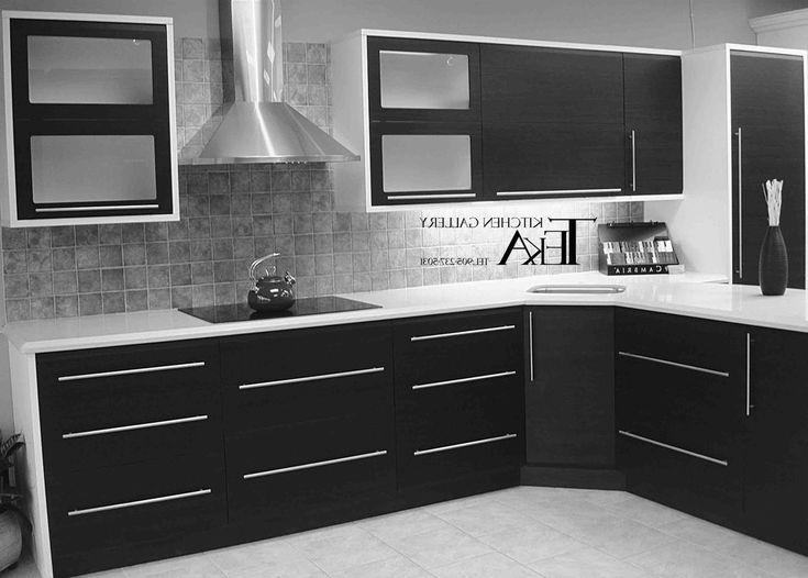 verführerische schwarze und weiße küche fliesen die