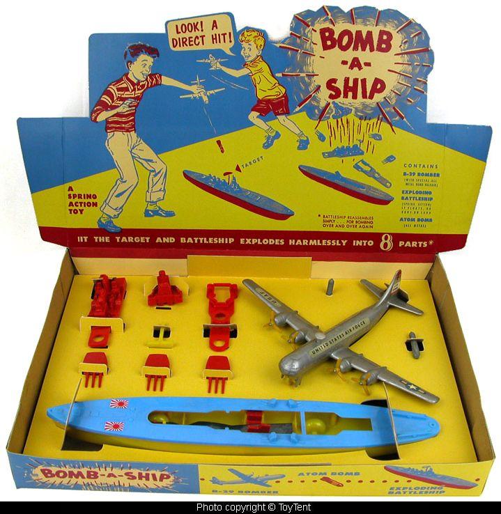Thomas Toys Bomb-A-Ship Play Set | Flickr - Photo Sharing!