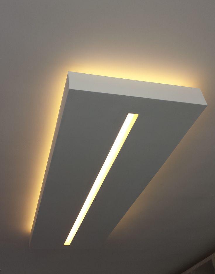 oltre 25 fantastiche idee su illuminazione camera da letto su ... - Controsoffitti Camera Da Letto