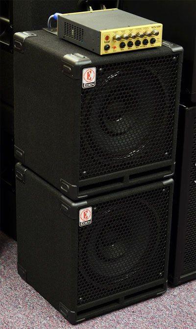 Eden Bass Amplification:: Speaker cabinets, :: for sale, UK, EU, on offer  :: David Eden, E series, BAss Direct,