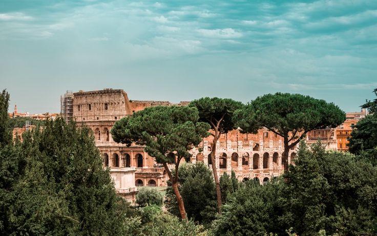 The majestic Colosseum in Rome., by Dennis van den Worm   Unsplash