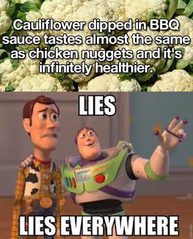 Haha definitely lies