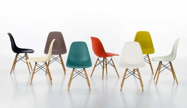 Chairs For Dining Room And Kitchen Kuche Vitra Chair Eames Plastic Chair Dsw Chair