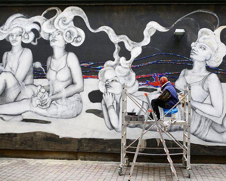 Mona Tusz (2015) - Katowice (Poland)