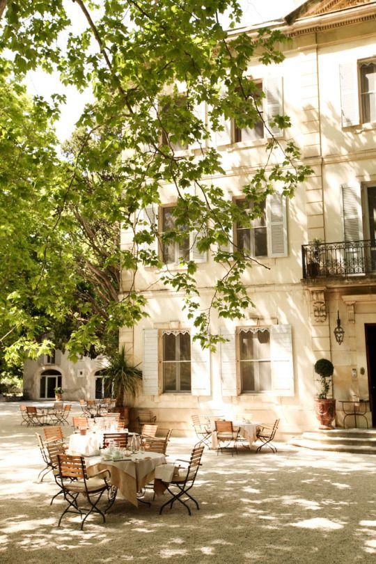 Le Chateau des Alpilles, Provence
