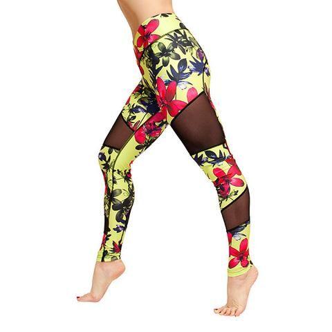 Tikiboo Spring Bouquet Mesh Leggings £36.99