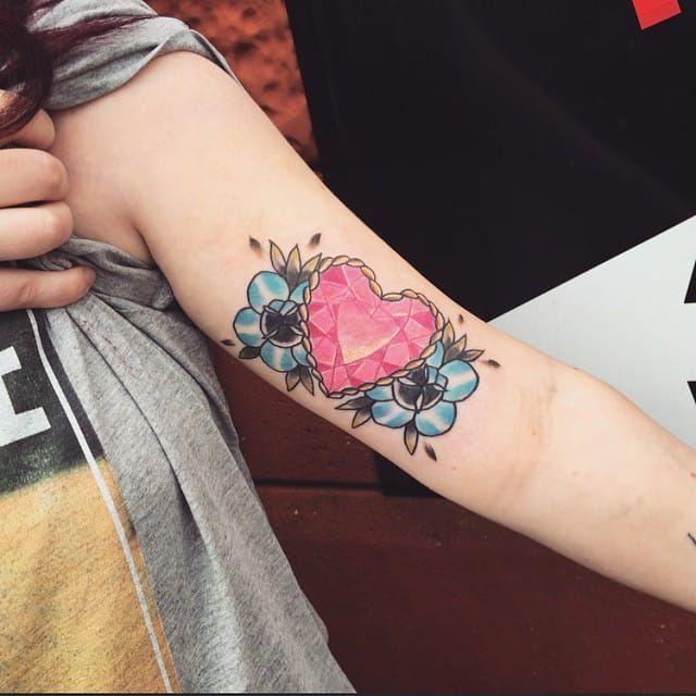 224 best Jewels Tattoos Ideas images on Pinterest ...