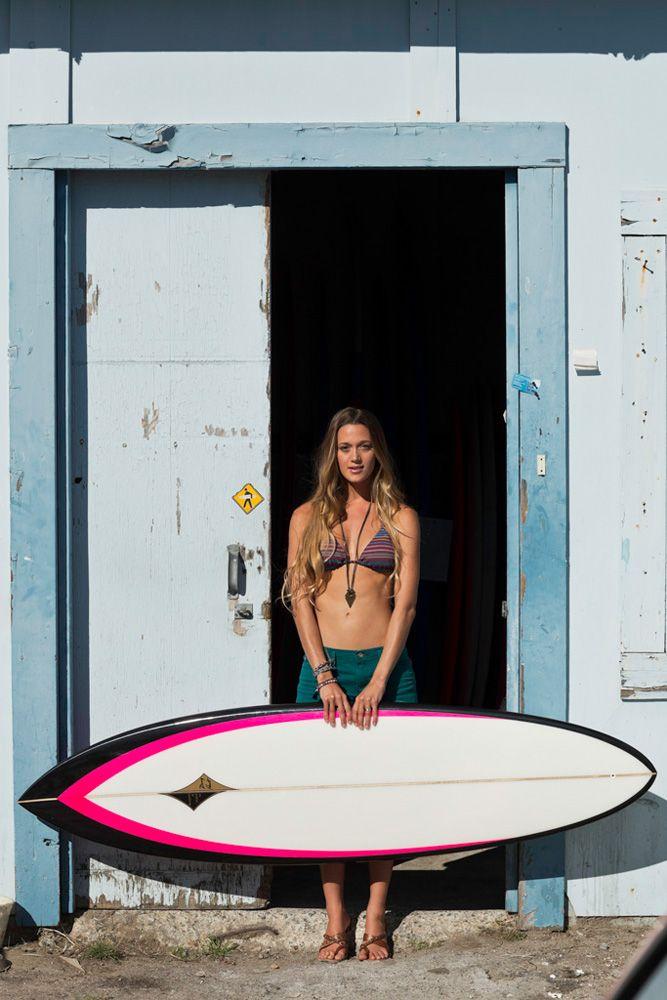 Welcome to HAUT surf shop  http://blog.roxy.com/2013/08/haut-surf-shop-throwback-from-our-santa-cruz-photo-shoot/