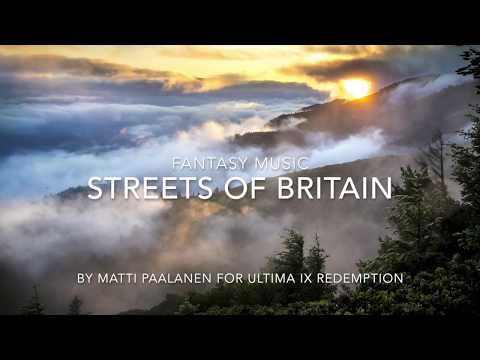 Fantasy Music - Streets of Britain (Ultima IX Redemption) - YouTube