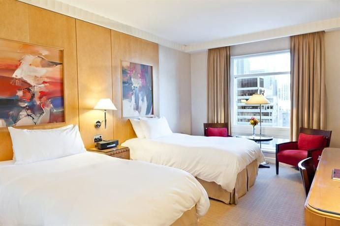 Book Now And Get The Best Prices At Sofitel New York    The Sofitel Hotel features a restaurant, gym and guest rooms with flat-screen cable TVs and minibars. Each room offers a desk and safety deposit box. They also have seating areas. Their bathrooms include separate showers and baths along wit