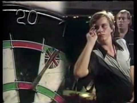 John Lowe's Perfect 9darts Game - YouTube