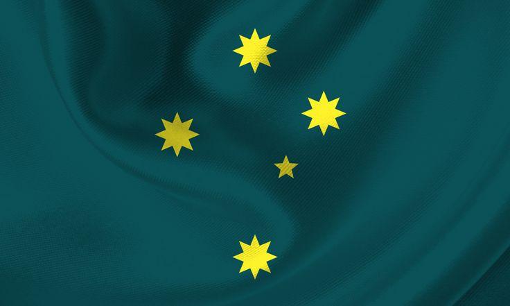 New Australian Flag proposal _ Southern Stars (2015)