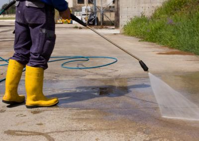 Based in Montclair, CA, we are a pressure washing company that provides the leading power cleaning solutions in the area. Whether your porch needs to be cleaned up or the tiles in front of your business building need to be made sparkling clean, our power washing company will gladly meet your requirements.