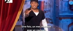 video Jamel Comedy Club 2012 - D'Jal (Sous-titrage sourds et malentendants)
