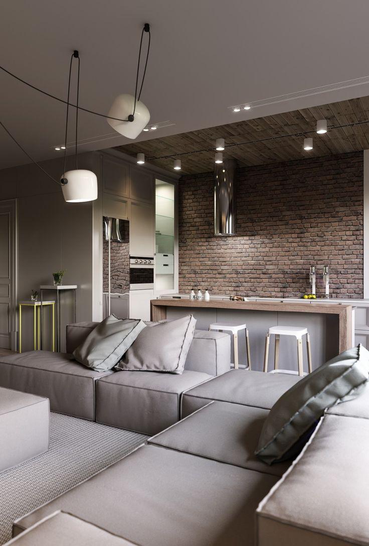 "Квартира для молодой семьи от дизайн-студии artpartner фото - 5 от ""Анастасия Курач"" - oselya.ua"