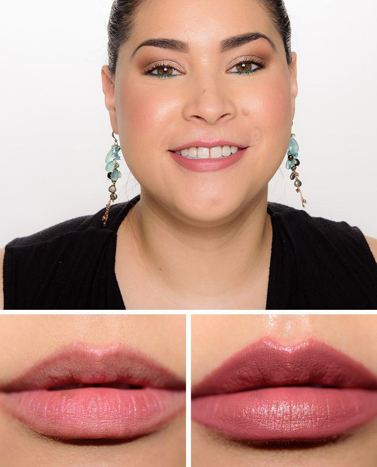 NYX Euro Trash Matte Lipstick Review & Swatches