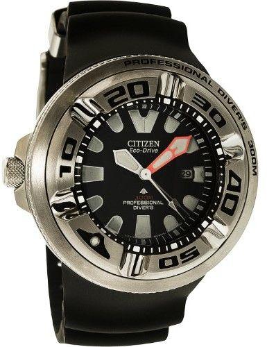 Citizen Men's BJ8050-08E Rubber Watch, 48mm