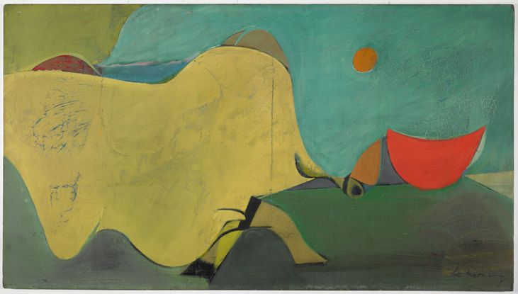 Willem de Kooning (American, born the Netherlands. 1904-1997)