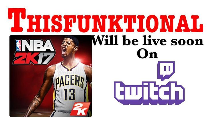 #Thisfunktional #VideoGames: Started #Broadcasting some #Gameplay of #NBA2K17 #CareerMode. Check out http://ift.tt/2iCqBF8. #VideoGame #Gamer #Twitch #LiveStream #Gaming #NBA #ThePres #ThePresident #Raptors #13 #XBox #XBoxOne #Basketball http://ift.tt/1MRTm4L