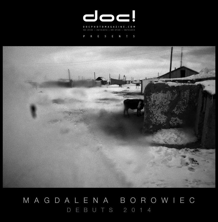 doc! photo magazine & contra doc! present:  DEBUTS -> Magdalena Borowiec