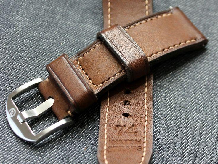 74 Watch Straps Custom Strap Review