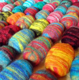 Beginners Guide to Felting