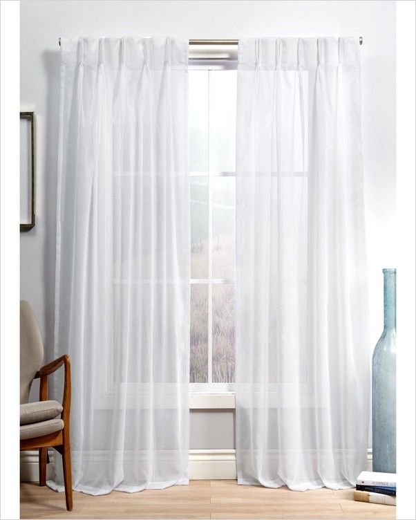 Pinch Pleat Sheer Curtains In 2020 Curtains Sheer Curtains Pinch Pleat Curtains