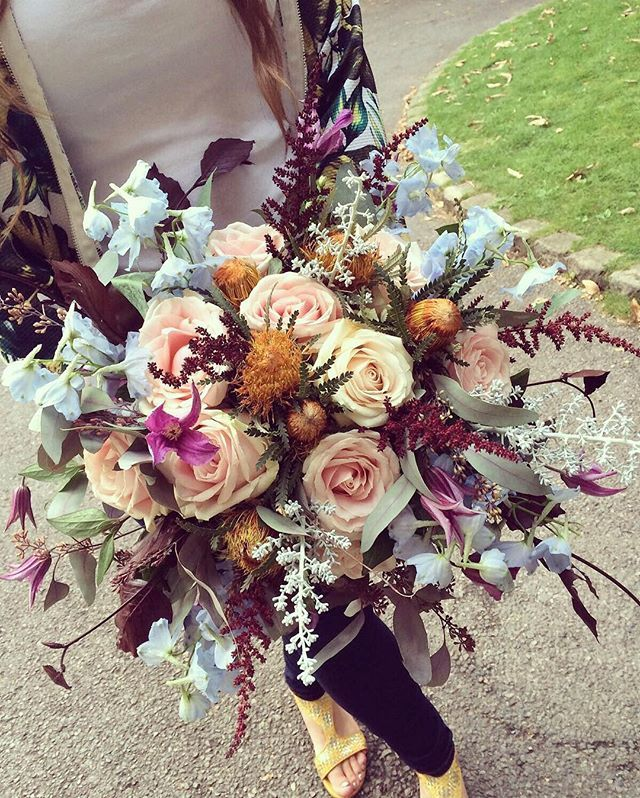 How i spend my friday evenings shooting with a super talented bunch in a beautiful location @sassflowerdesigns #nofilter #newshoes thank you @alicemariemua for the photo. #sassflower #bouquet #flowers #bride #bridalflowers #weddingshoot #colourexplosion #beauty #flowermagic #autumn #autumnflowers #autumnvibes #florist #cheshire #manchester #altrincham #photoshoot #bridetobe #floristlife #flowerporn #floralarrangement #floraldesigner #flowersofinstagram