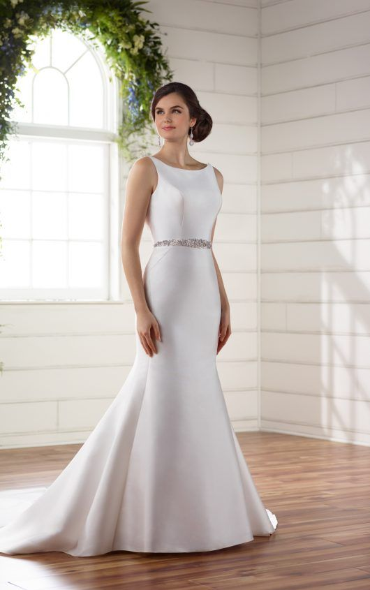 New Bridal Gown Available at Ella Park Bridal | Newburgh, IN | 812.853.1800 | Essense of Australia - Style D2235
