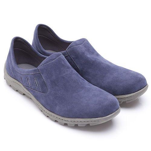 Original Sepatu Dr.Kevin Michigan 13236 - Biru | Deskripsi : Sepatu Kasual, Warna Biru, Bahan Upper Suede, Sole TPR | Ketersediaan Size = 39, 40, 41, 42, 43 | IDR 335.000