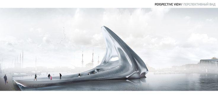 """""""Sea Monster"""" by SA lab // salab.org"""