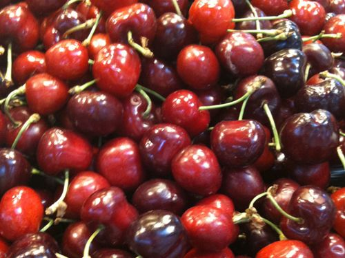 Receta de Compota de cerezas - A FUEGO LENTO