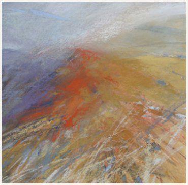 Norma Stephenson, Ridgeway over Bowland Hills