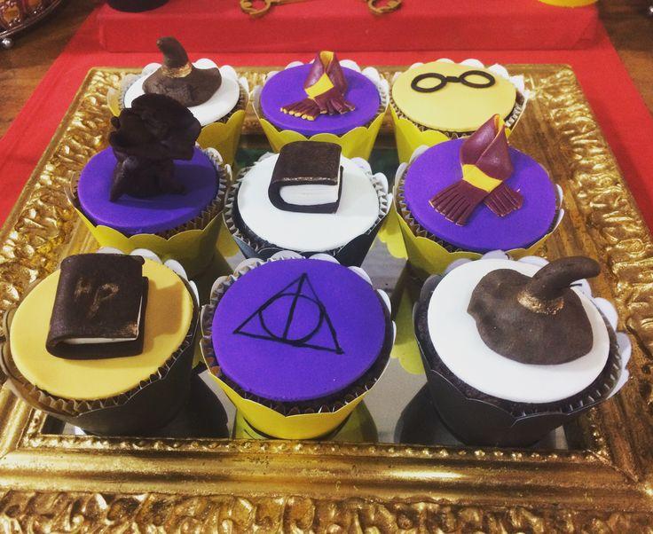 Cupcake Harry Portter