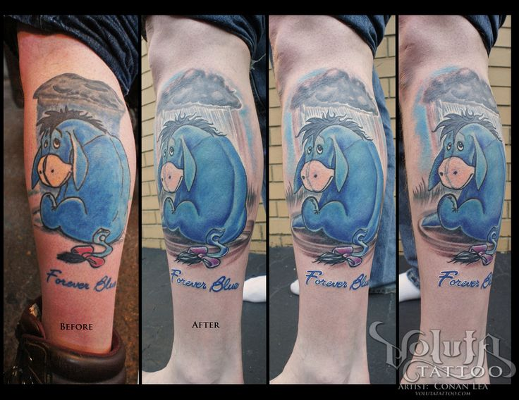 58 best Reworked Tattoos by Conan Lea images on Pinterest | Conan ...