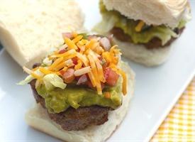 Turkey Taco Sliders Recipe - Tablespoon