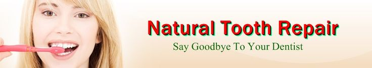 Natural Tooth Repair... xylitol to cure tooth decay