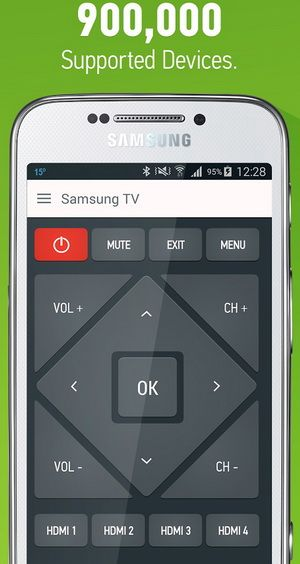 Best Universal Remote Control APP For Android TV, DVD