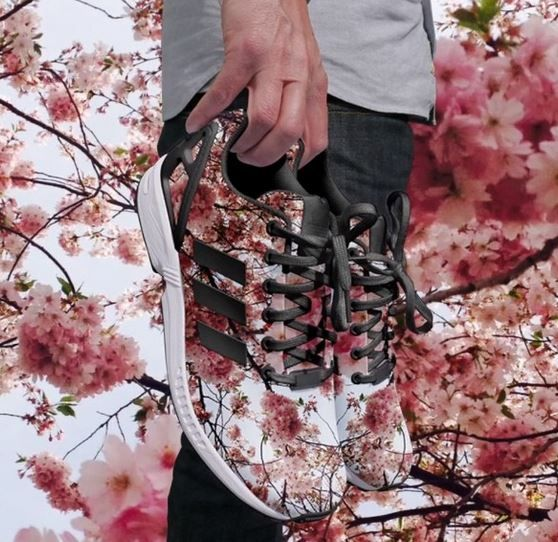 Adidas' new app lets customers put Instagram pics on trainers