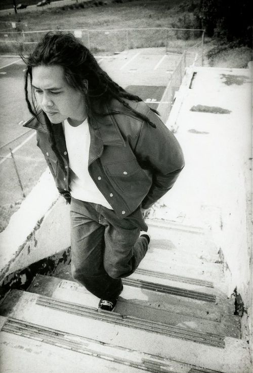 R.I.P brother. You will be missed! (Deftones bass player Chi Cheng)