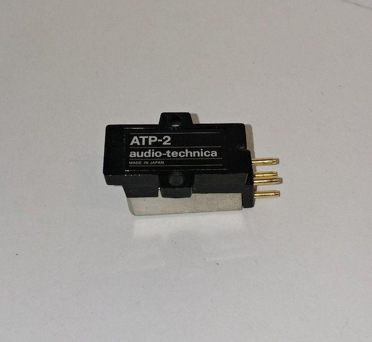 Vintage Audio-Technica ATP-2 Phono Turntable Cartridge Tested  | Consumer Electronics, TV, Video & Home Audio, TV, Video & Audio Parts | eBay!