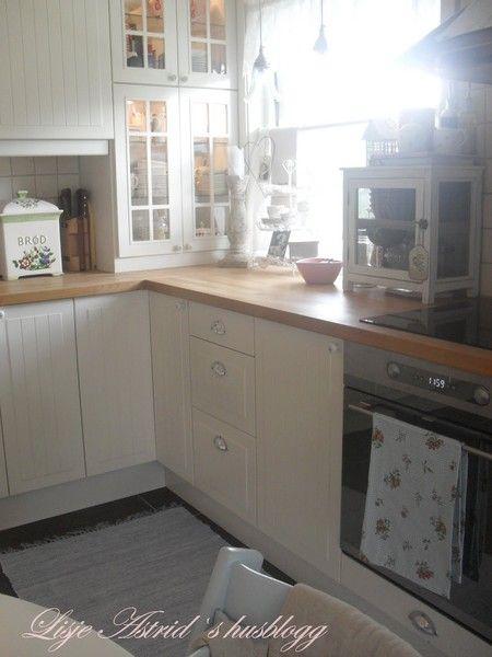 Интерьер в стиле шебби шик в отдельно взятой квартире. Кухня-столовая 30