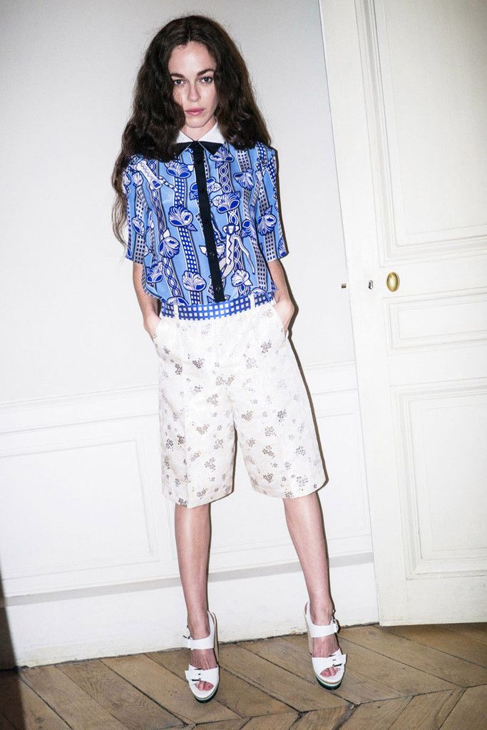 05 - Resort '14 - Look 02 Ostwald Helgason