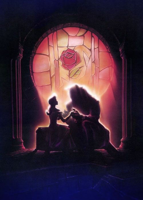Textless Disney Movie Posters