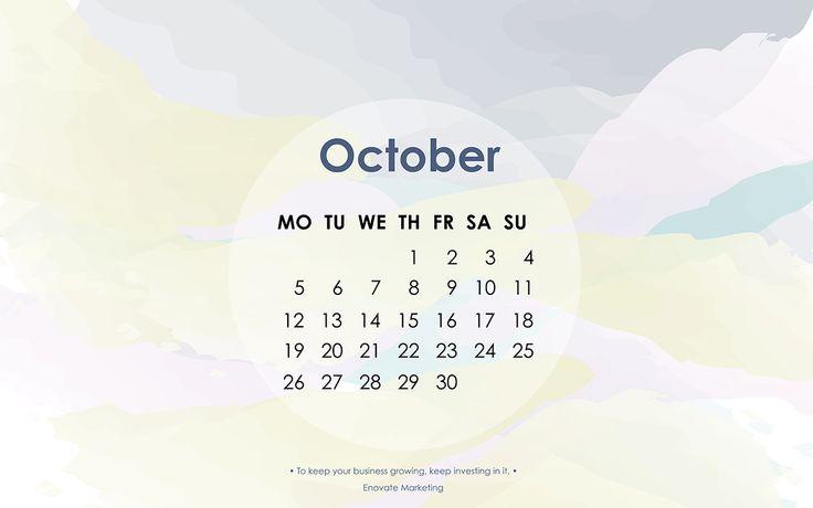 October Desktop Wallpaper splash of watercolor enovate marketing download.jpg