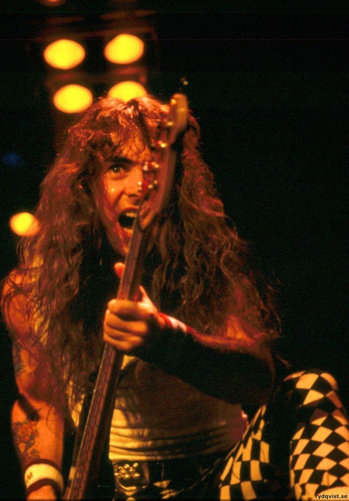 Iron Maiden – Hovet, Stockholm 1986